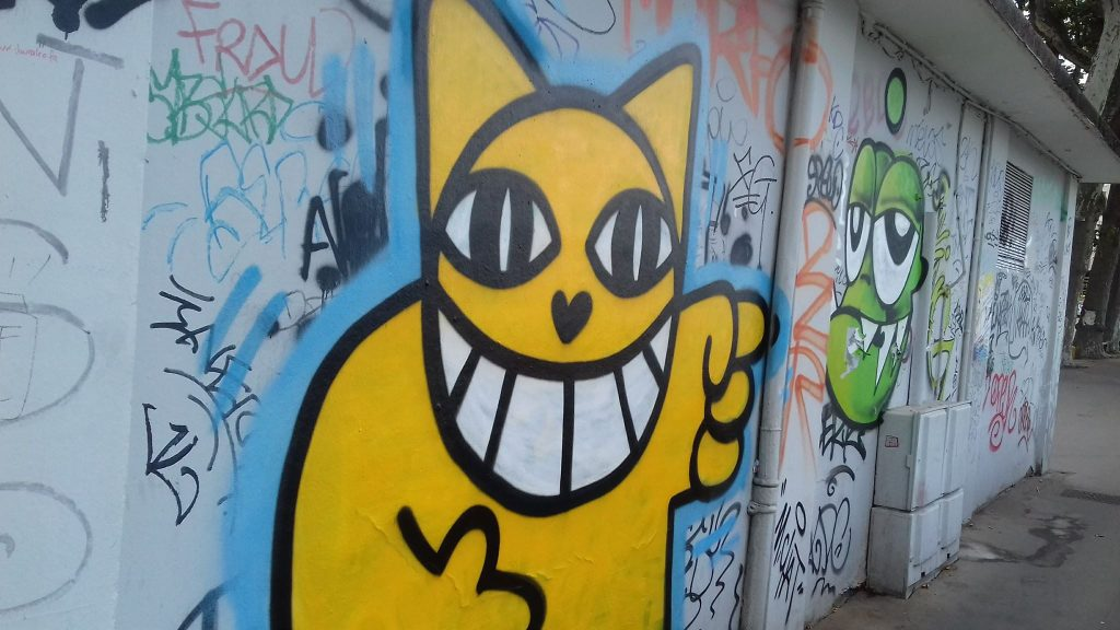 Prison ferme requis contre l'artiste M. CHAT