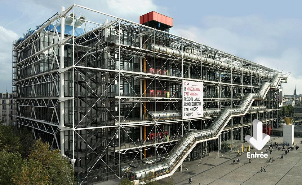 Un Centre Pompidou à Bruxelles