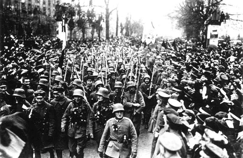 Ephéméride : Armistice de 1918