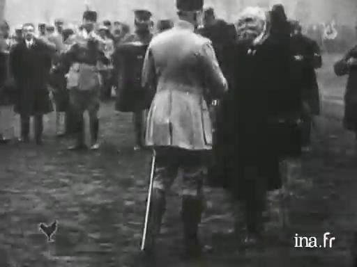 Ephéméride (1917) : Clemenceau au pouvoir