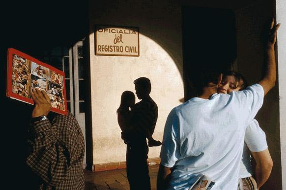 Tucson : Inauguration de l'exposition d'Alex Webb