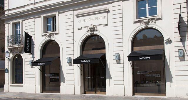2016 : Record de ventes pour Sotheby's Paris