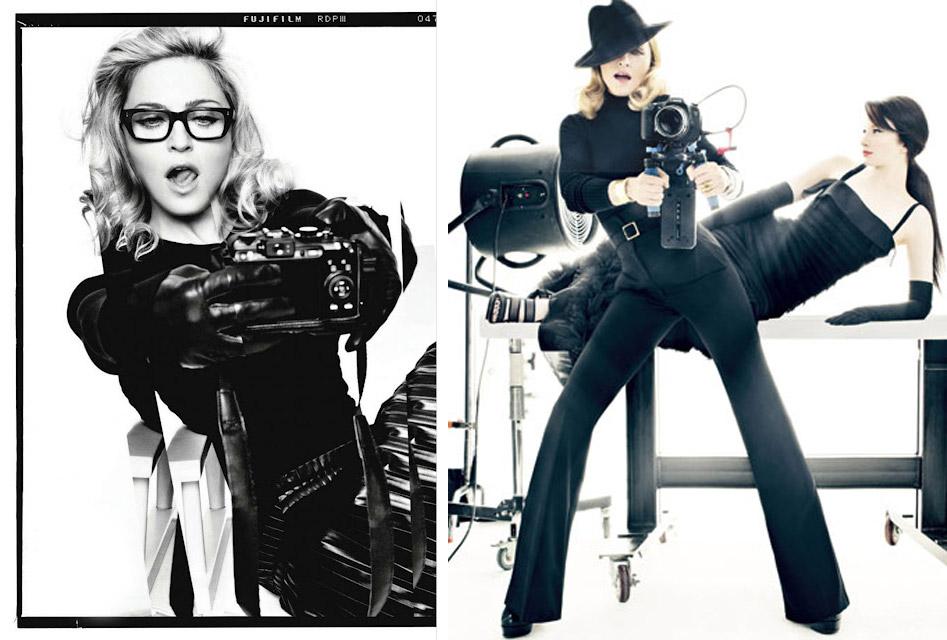 Le mythe de narcisse chez Madonna (1ère Partie)
