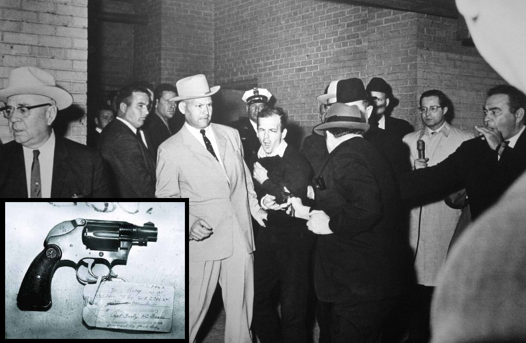 Ephéméride (1991) : L'arme de l'assassinat de Lee H. Oswald acquise aux enchères
