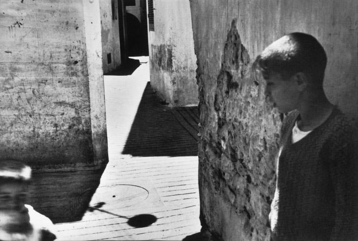 Paris : Inauguration de l'exposition d'Henri Cartier-Bresson