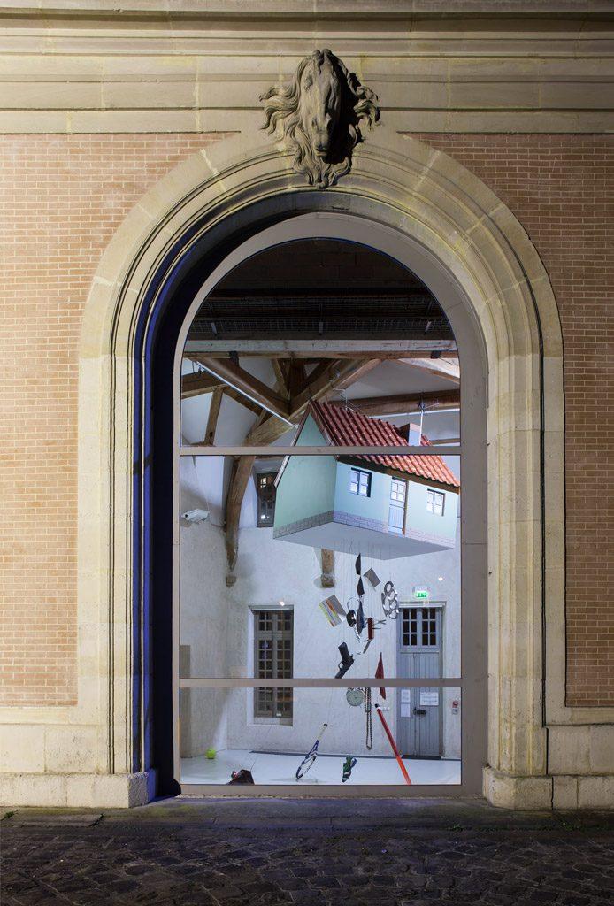 Jeanne Susplugas, un projet en 3 actes à Versailles et Paris
