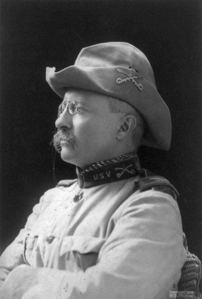 Ephéméride (1919) : Décès de Theodore Roosevelt