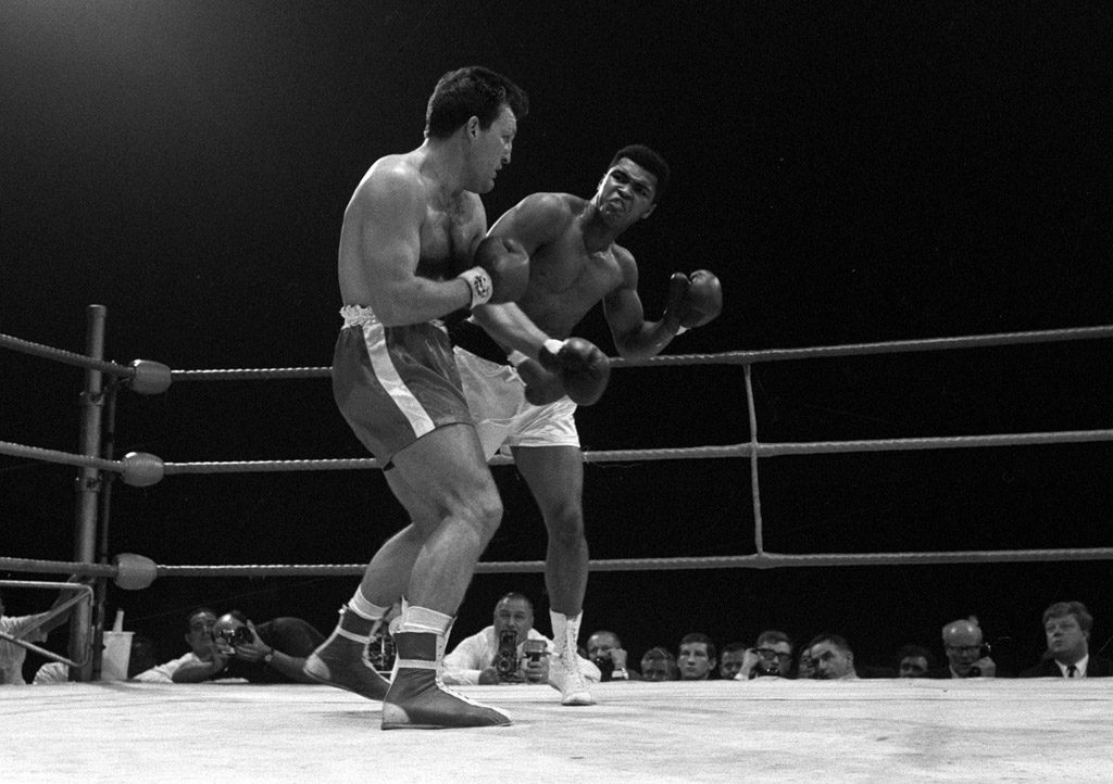 Né un 17 janvier 1942 : Cassius Clay