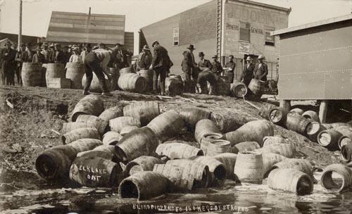 Ephéméride (1920) : Début de la Prohibition aux Etats-Unis