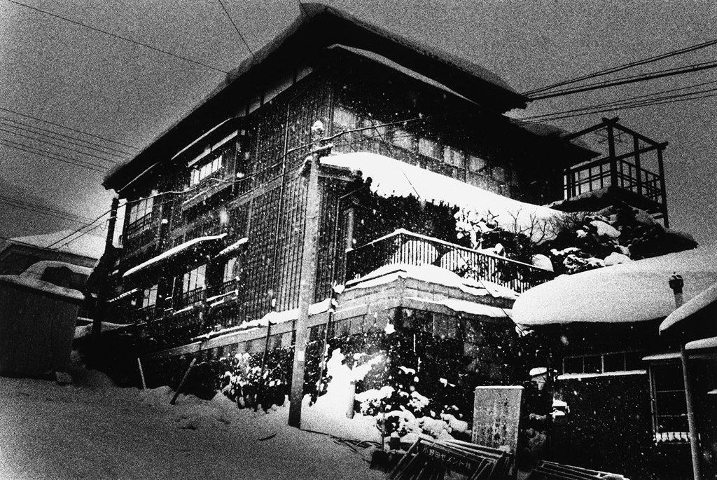 Ephéméride (2016) : Décès du photographe japonais Hiroyasu Nakai