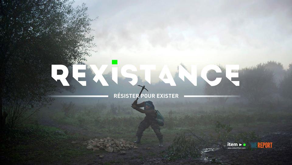 REXISTANCE : Un projet documentaire sur les résistances citoyennes en France par le collectif ITEM