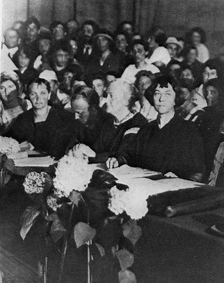 Ephéméride (1921) : Lénine décrète le 8 mars journée internationale des femmes