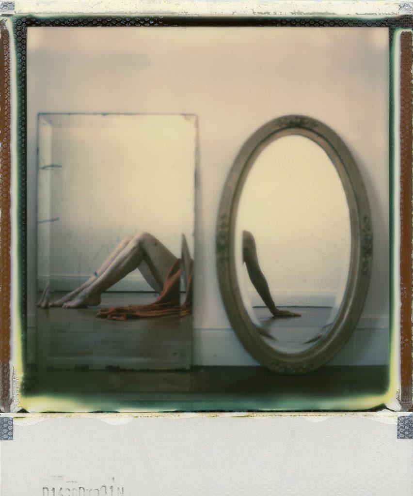 Exposition Polaroids au Lac gelé