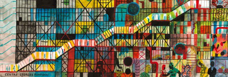 Brecht_Evens_Centre_Pompidou