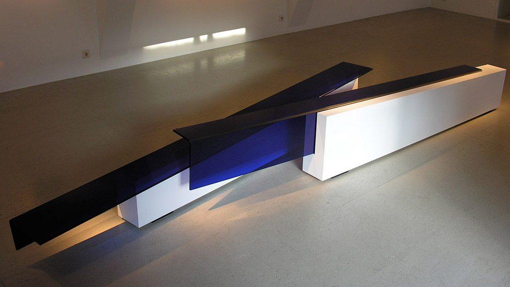 Ouverture de la Schiepers Gallery, spécialisée dans l'art verrier contemporain