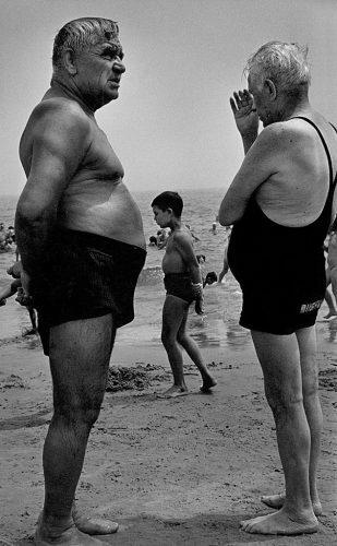 GTB_Harold_Feinstein_Two_Men_and_a_Boy_Contemplate_1950_HD
