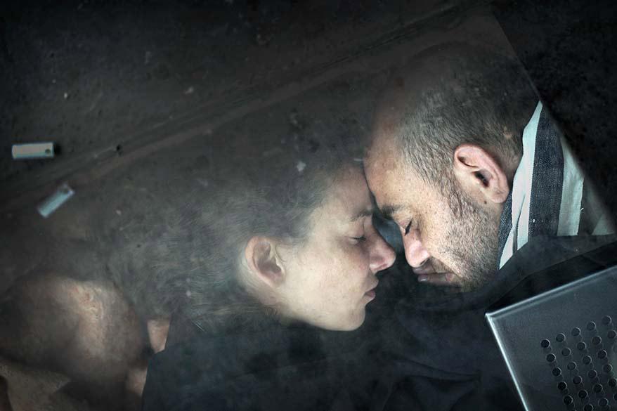 Marc Melki : EXILS INTRA MUROS – Et si c'était vous ? <br>Mourad Musset et Julie Sauret