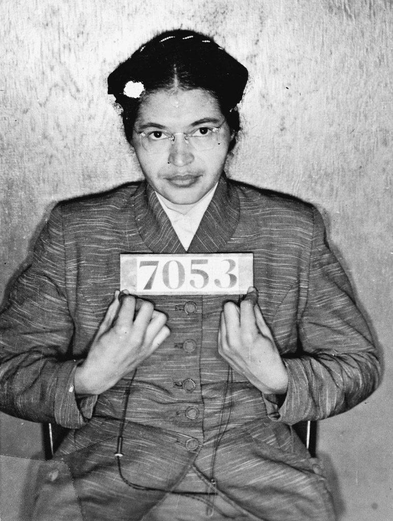 Portrait de Femmes : Rosa Parks contre la ségrégation raciale