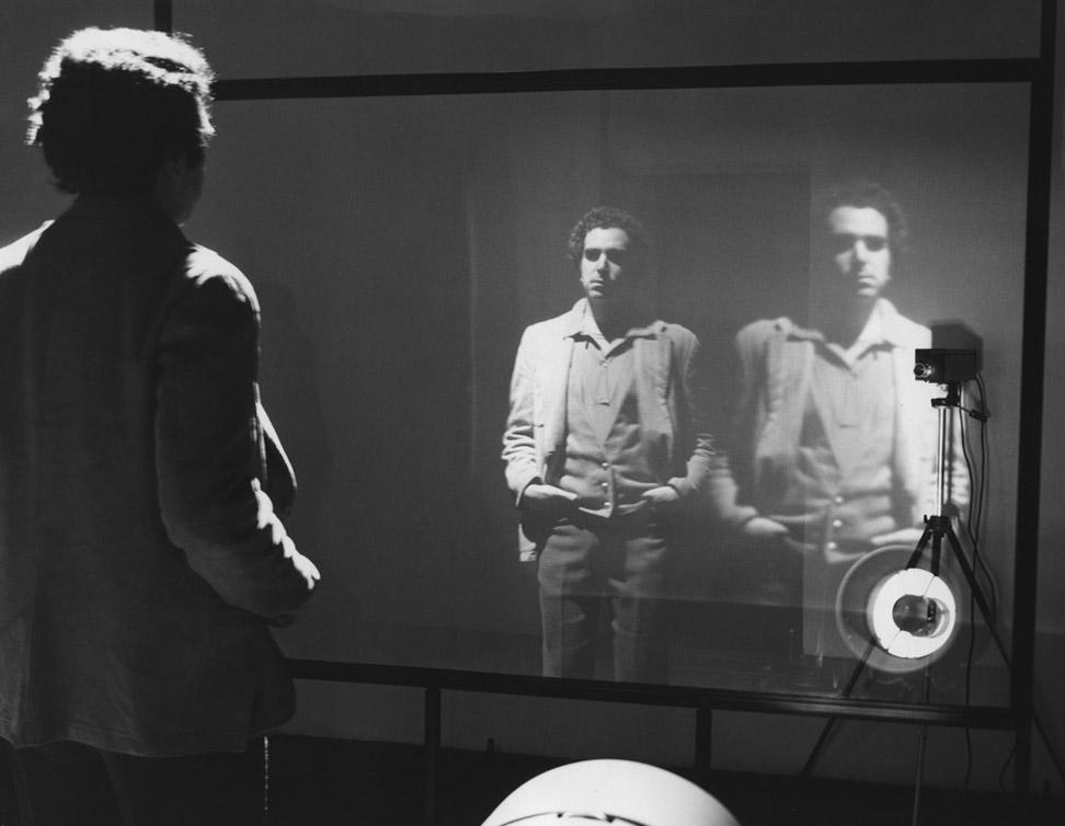 La video en majesté au Jeu de Paume : Peter Campus et Ali Cherri