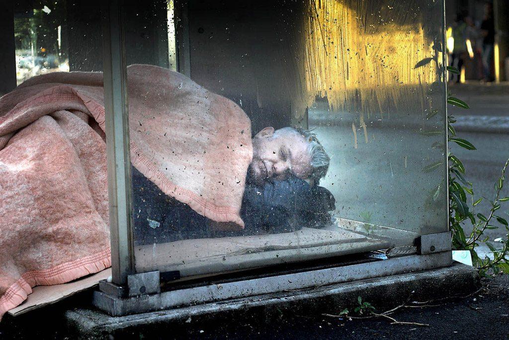 Marc Melki : EXILS INTRA MUROS – Et si c'était vous ?<br>Sanseverino
