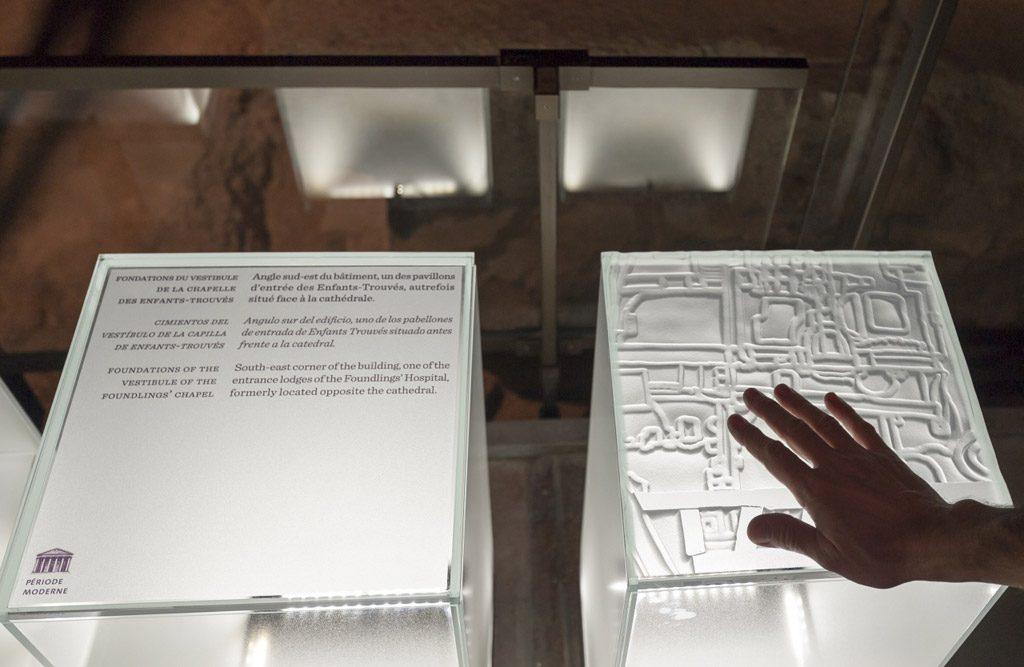 Les vacances d'hiver à la Crypte Archéologique de l'île de la Cité