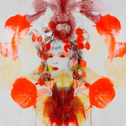kimiko_yoshida_rorschachyoshida_lxxii_pallas_s_2016_phosphorescent_paint_glitter_andacrylic_on_long-life_pigmented_print_on_matt_canvas_27_x_27_cm_courtesy_galerie_dukan