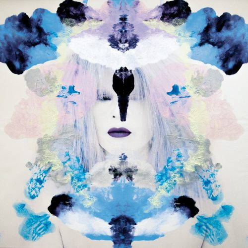 kimiko_yoshida_rorschachyoshida_warhol_phosphorescent_paint_glitter_andacrylic_on_long-life_pigmented_print_on_matt_canvas