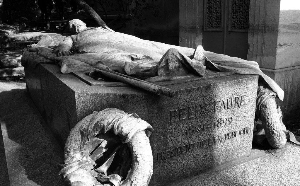 Ephéméride (1899) : Mort de Félix Faure