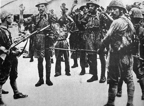 Ephéméride (1942) : Singapour capitule face aux Japonais