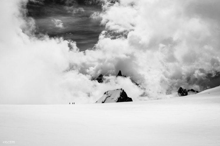13.-Mouvement.-Dent-du-Géant,-depuis-le-col-du-Midi,-Mont-Blanc,-2013.®UlysseLefebvre