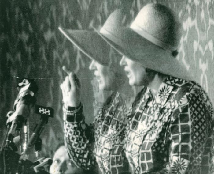 Portrait de Femmes : Bella Abzug, leader du féminisme