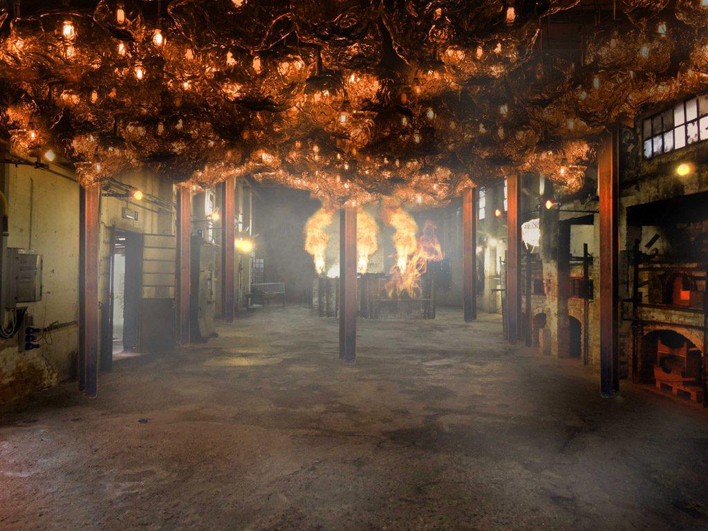 Dans la fabrique de Loris Gréaud, Deus ex Machina de la 57ème Biennale de Venise