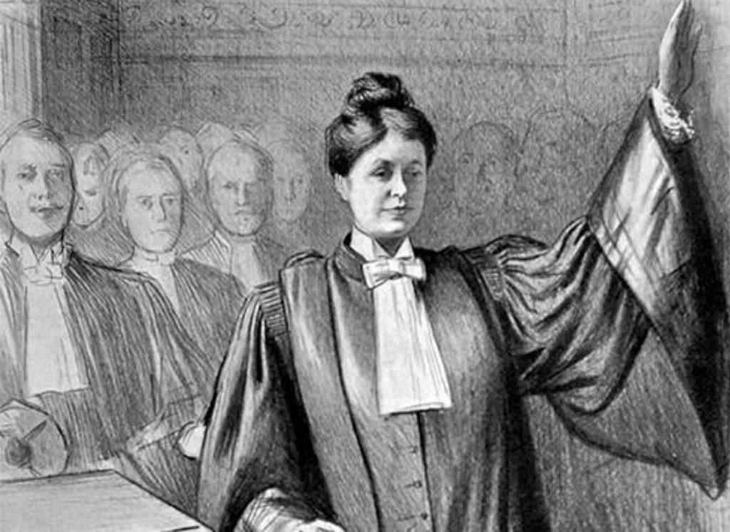 Portrait de Femmes : Jeanne Chauvin, première femme avocate