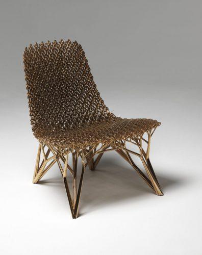 Imprimer-le-monde-Joris-Laarman-Adaptation-Chair-Gradient-Copper-Chair-2015-Collection-Centre-Pompidou