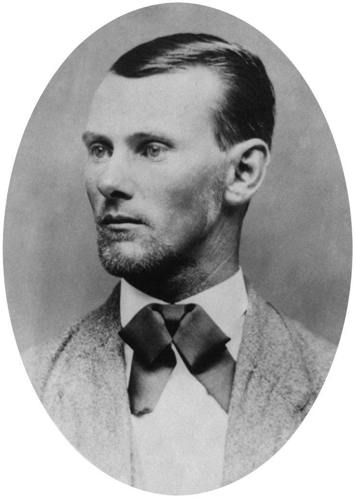 Ephéméride (1882) : Assassinat de Jesse James