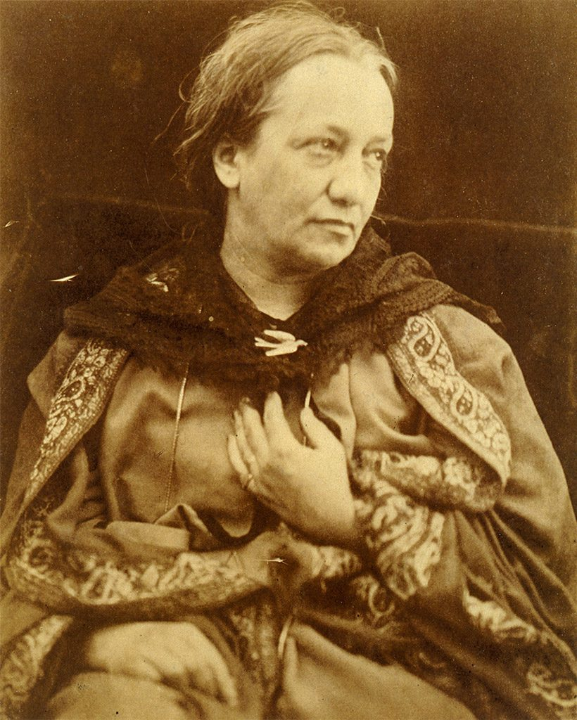 Portrait de Femmes : Juliet Margaret Cameron, photographe