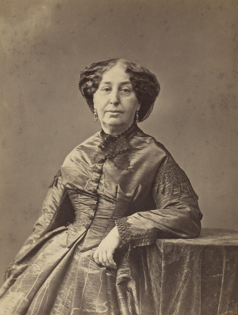 Ephéméride (1876) : Mort de Georges Sand