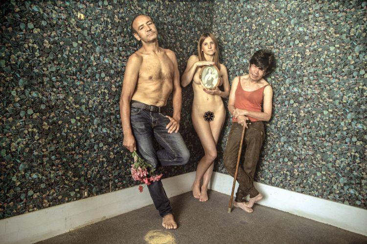 Photographie--Trinite-nue--tirage-couleur-50x80cm-2015