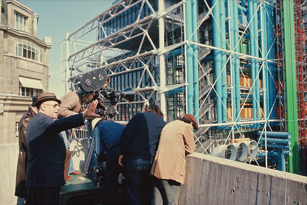 Les 40 ans du Centre Pompidou en Grand Paris (1) : La Ferme du Buisson <br>Rencontre avec Julie Pellegrin
