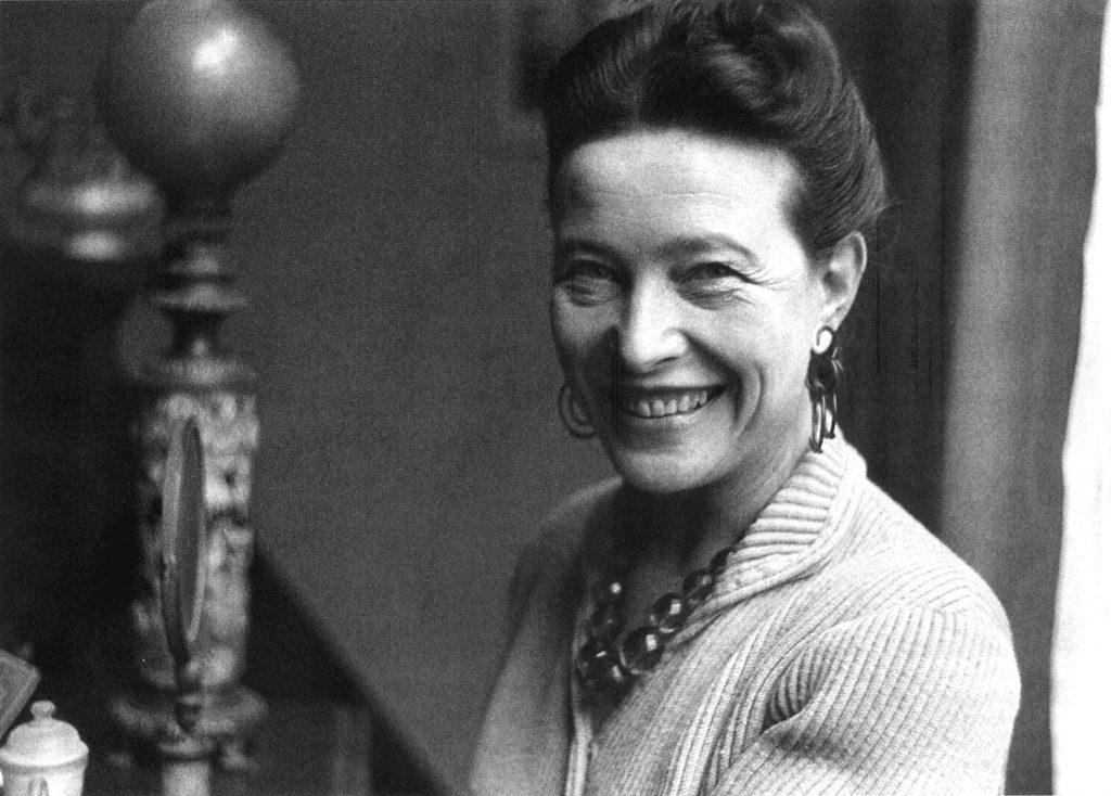 Née un 9 janvier : Simone de Beauvoir
