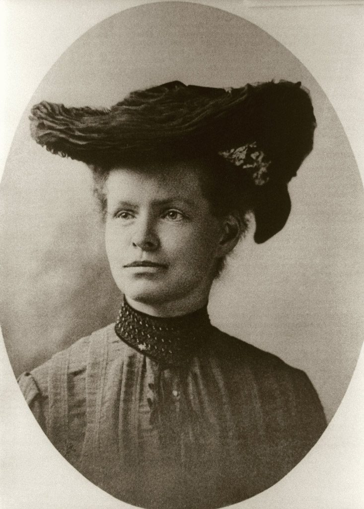 Portrait de Femmes : Nettie Stevens, généticienne