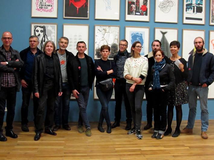 Rencontre avec Claire Tangy, directrice de l'Artothèque de Caen