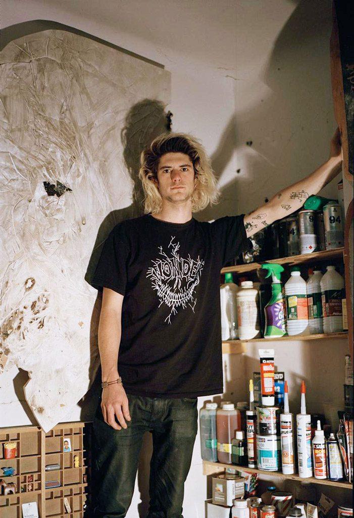 Rencontre avec Nelson Pernisco, artiste finaliste du concours La Convocation