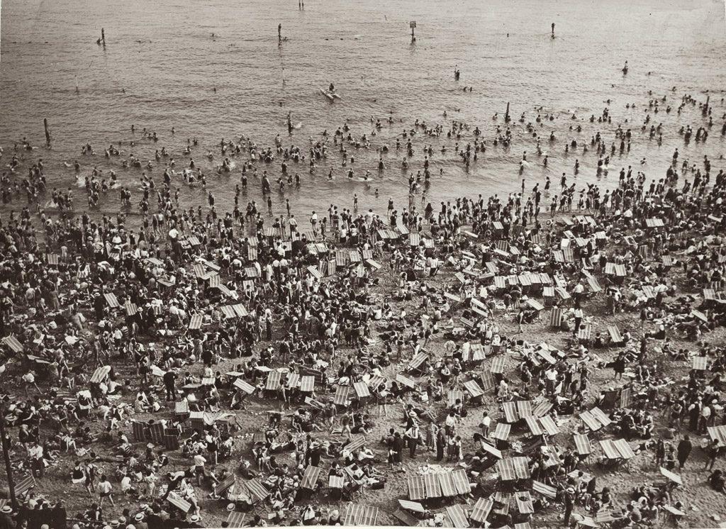 Inauguration de l'exposition Walker Evans à Pompidou