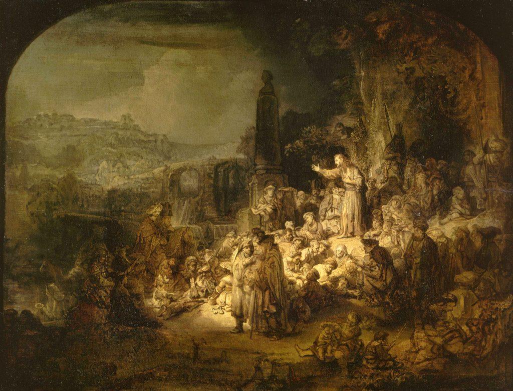Carte Blanche à Miguel Magalhães : Du dessin au tableau au siècle de Rembrandt
