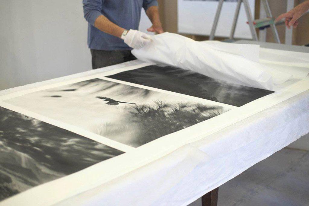 Les Promenades Photographiques organisent week-end Vide Atelier