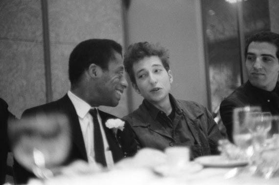 Cloture de l'exposition de Ted Russell sur Bob Dylan