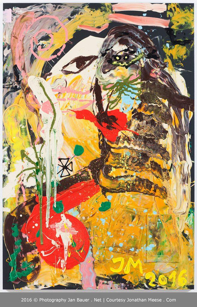 Carte Blanche à Numa Hambursin : Jonathan Meese, la diktatur der kunst