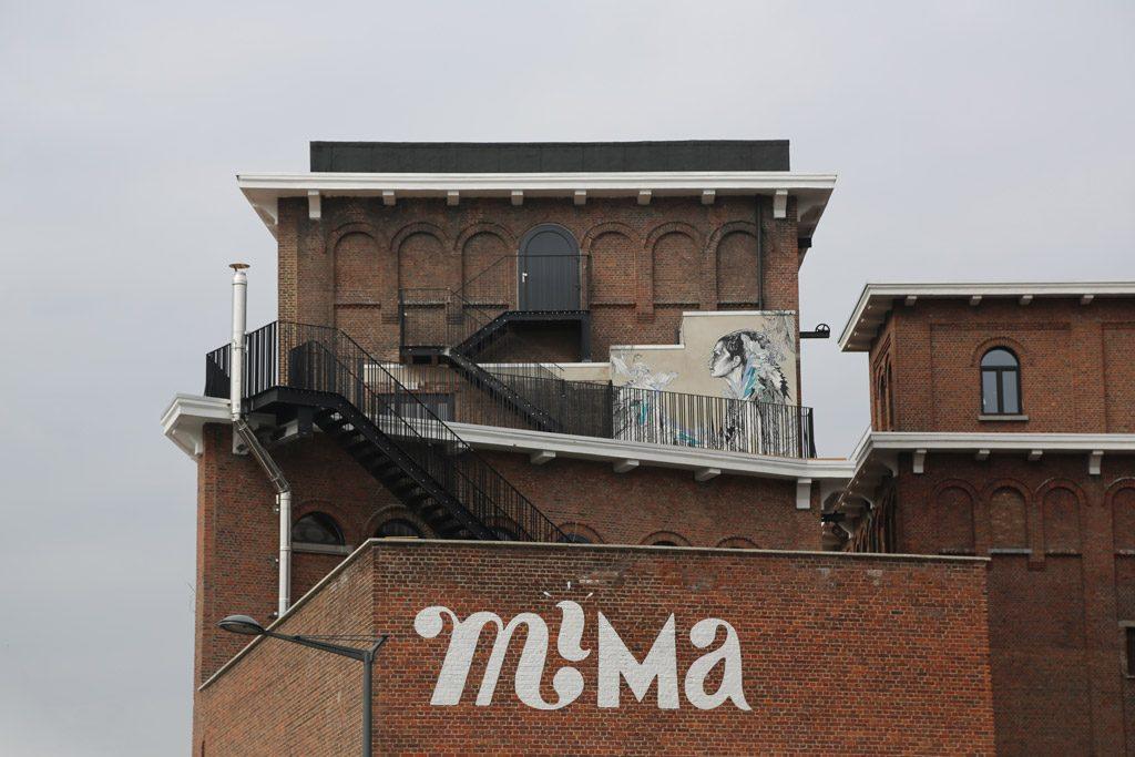 Boris Tellegen au Millenium Iconoclast Museum of Arts (MIMA)