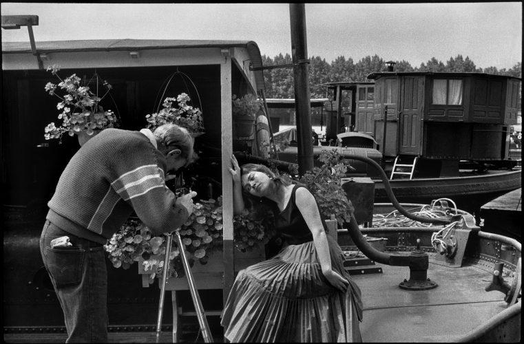 FRANCE. Paris. 1955.